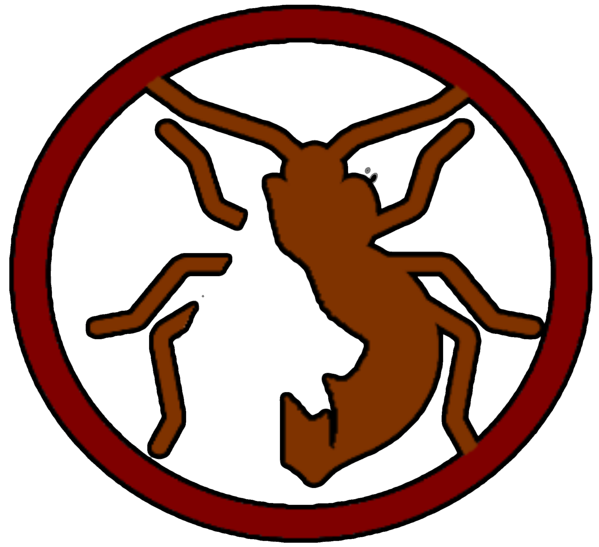 Bed Bug Dog Logo