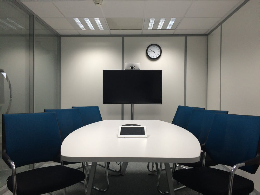 VIdeo Conference Room Bed Bug Search