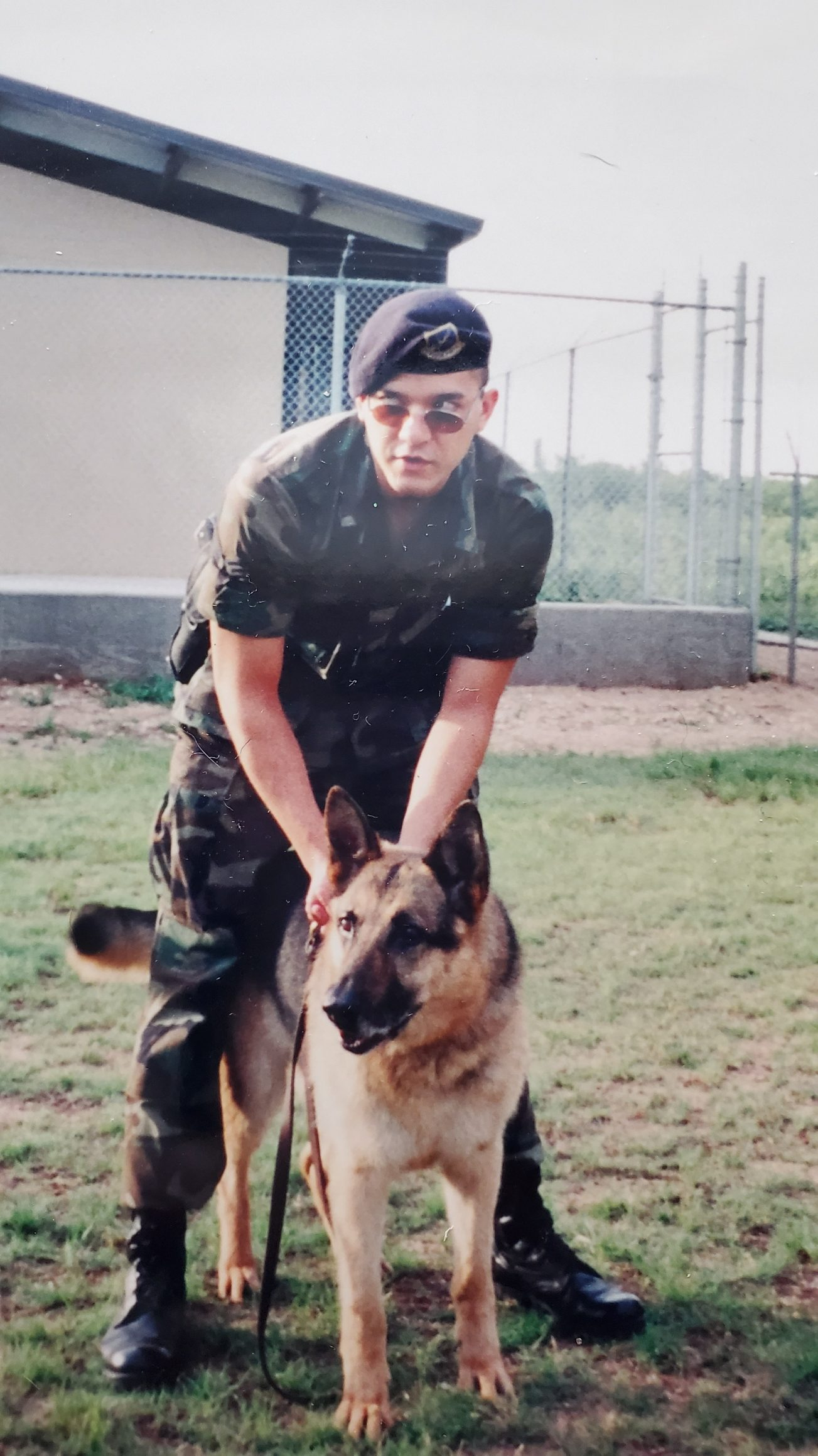 Louis W Robinson and MWD